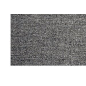 Collection Bourbon Street Burlington Area Rug - 8-ft x 10-ft - Charcoal