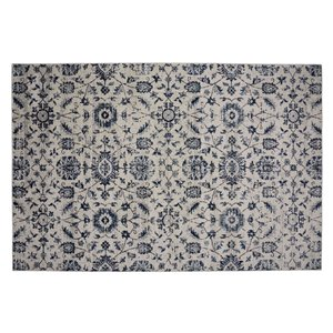Collection Bourbon Street Georgetown Area Rug - 5-ft x 8-ft - Blue
