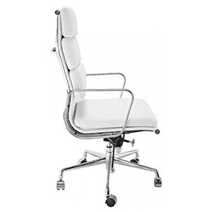 Nicer Interior Eames Executive Office Chair - High Back - White