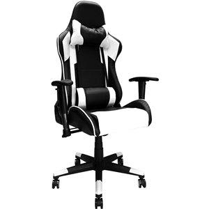 Nicer Interior Ergonomic Gaming Chair - Black and White