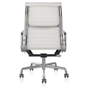 Nicer Interior Modern Eames Executive Office Chair - White