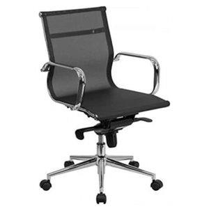 Nicer Interior Executive Office Chair - Black