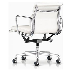 Nicer Interior Eames Executive Office Chair - White