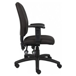 Nicer Interior Multi-Function Ergonomic Desk Chair - Black