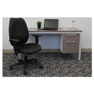 Nicer Interior Adjustable Ergonomic Task Chair - Black