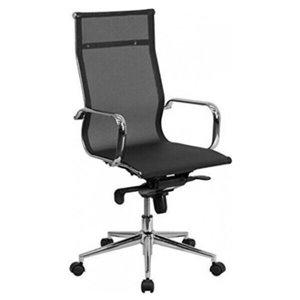 Nicer Interior Executive Office Chair - High Back - Black
