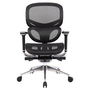 Nicer Interior Multi-Function Ergonomic Office Chair - Black