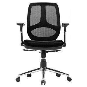 Nicer Interior Adjustable Office Chair - Black