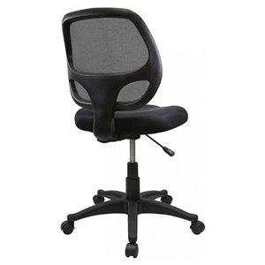Nicer Interior Ergonomic Computer Chair - Black