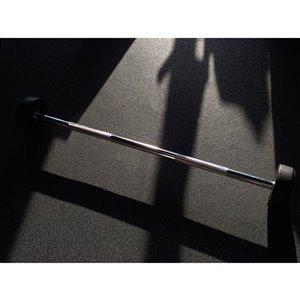 RubberMax Roll Multipurpose Flooring - 48-in x 300-in - Black