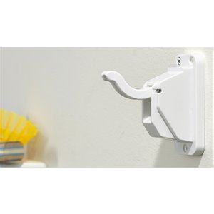 Richelieu Safety Hook - 95.3-mm - White