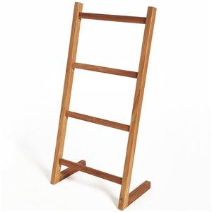 ARB Teak & Specialties Self-Standing Decorative Ladder - 47-in - Teak