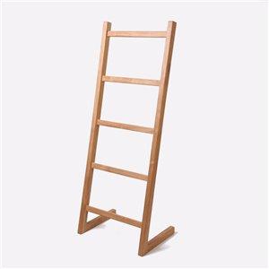 ARB Teak & Specialties Self-Standing Decorative Ladder - 59-in - Teak