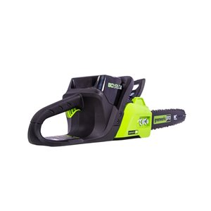 Greenworks Pro Cordless Chainsaw - 80-Volt - 16-in Bar Length