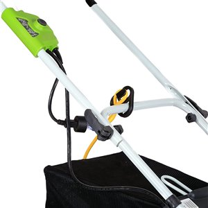 Greenworks Corded Electric Lawn Mower - 10-Amp - 16-in