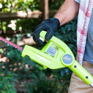 Greenworks Cordless Pole Saw with Edge Trimmer Equipment - 40-Volt - 8.5-in Bar Length