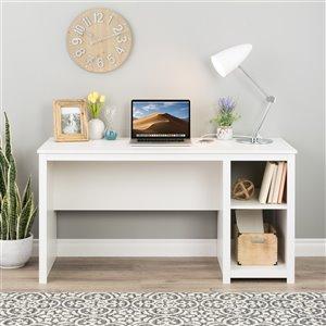 Prepac Sonoma Home Office Desk - 56-in -  White