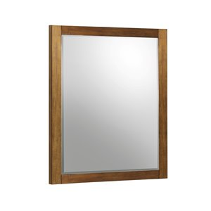 Domus Vita Design King West Mirror - Cinammon