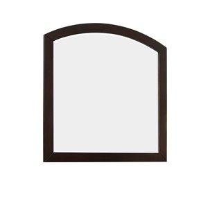 Domus Vita Design Harlinton Mirror - Tobacco