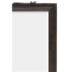 Domus Vita Design Archer Mirror - Tobacco