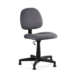 Reliable SewErgo Adjustable Sewer Chair - Black
