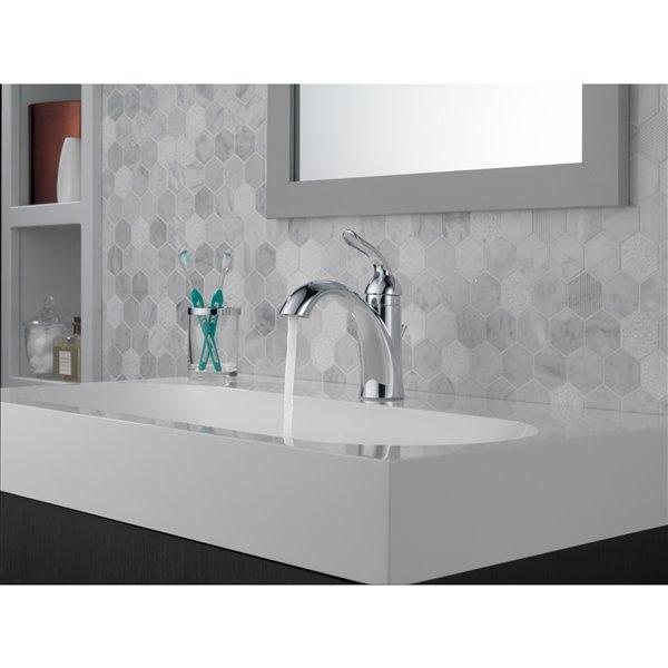 Delta Lahara Bathroom Faucet 1 Handle, Delta Lahara Bathroom Faucet