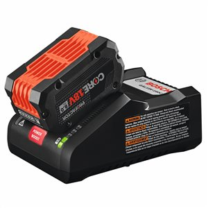 Bosch Profactor 18-Volt Power Tool Battery Charger (2-Battery Included)