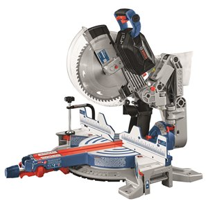 Bosch Profactor12-in 8-Amp18-Volt Dual Bevel Cordless Mitre Saw (Bare Tool)