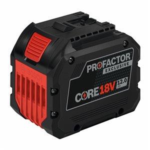 Bosch Profactor 1-Pack 18-Volt 12-Ah Lithium Power tool battery