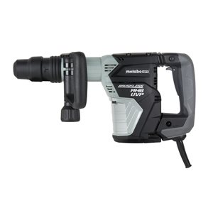 Metabo HPT (was Hitachi Power Tools) 16lb AC Brushless, AC- DC, AHB, SDS Max Demolition Hammer with UVP