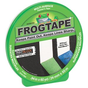 Frogtape 0 94 In X 60 Yd Green Multi Surface Painter S