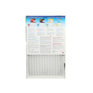 3M 16-in x 25-in x 1-in Allergen Reduction Electrostatic Pleated Air Filter (4-Pack)