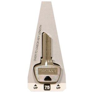 #75 Sargent House Key