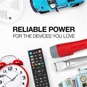 Energizer PP3 (9V) Alkaline Batteries (2-Pack)