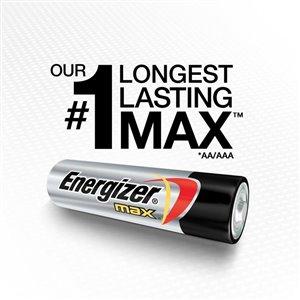 Energizer AA Alkaline Batteries (4-Pack)