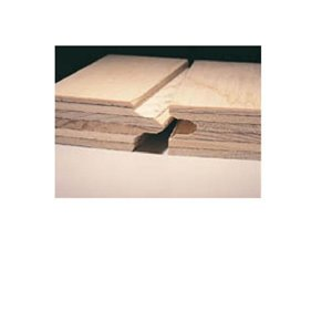 Taiga Building Products 3/4 x 4-ft x 8-ft Standard Fir Plywood