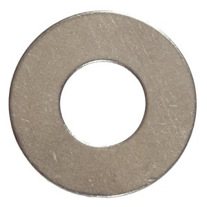 Hillman Stainless Steel Standard (SAE) Flat Washer (5-Count)
