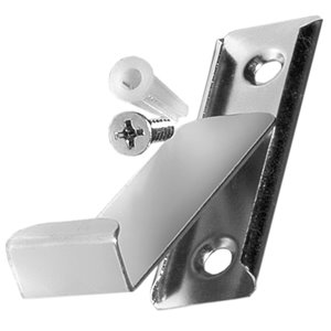 Metal Mirror Clips