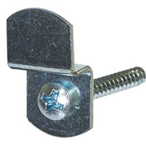Hillman 4-Pack Metal Mirror Holder w/Anchor