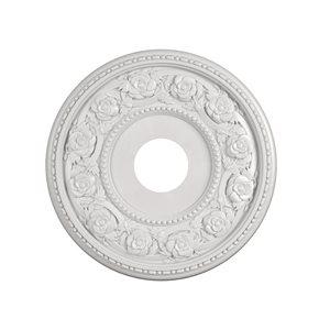 Portfolio 13-in x 13-in Composite Ceiling Medallion