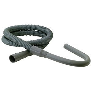 EASTMAN 6-ft L 3/4-in OD Inlet x 1-1/4-in Outlet PVC Washing Machine Drain Hose