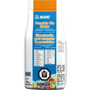 MAPEI 10-lbs Gray Powder Polymer-Modified Mortar