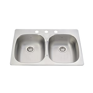 Kindred Drop-In Kitchen Sink