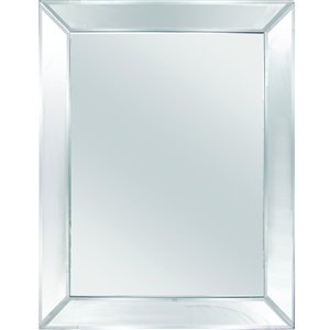 Rectangle Framed Mirror
