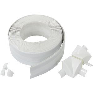 Seal A Crack White 1 1 2in X 11ft Tub Surround Waterproof