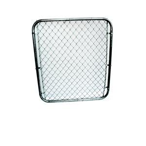 48-in x 40-in Galvanized Steel Chain-Link Walk-thru gate
