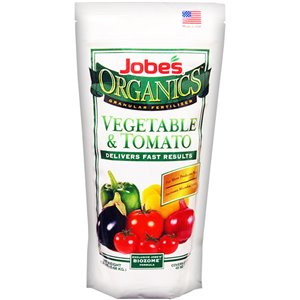 Jobe's Organics 1.5-lb Vegetable and Tomato Granular Fertilizer