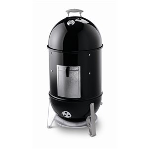 Weber Smokey Mountain Porcelain-Enameled Charcoal Vertical Smoker