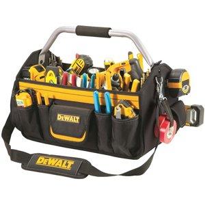 DEWALT 9-in Open Tote Tool Bag