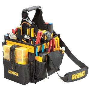 DEWALT 10-in Open Tote Tool Bag